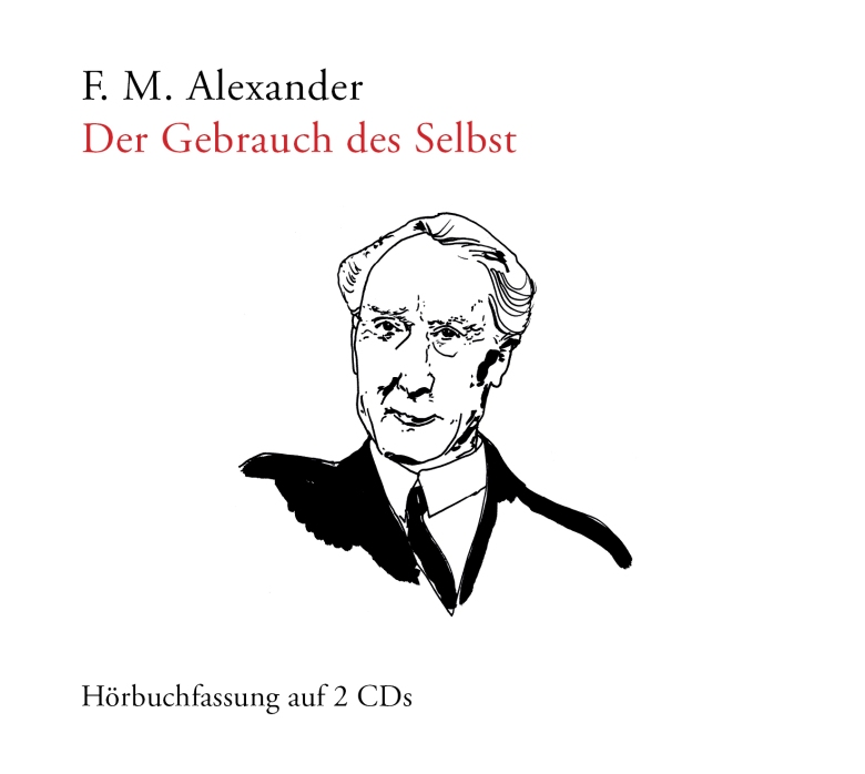 Der Gebrauch des Selbst - Hörbuch - Cover